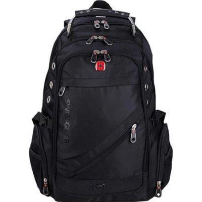 Рюкзак спортивный городской SWISSGEAR 8810 с USB плюс дождевик