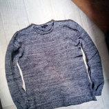 Стильный меланжевый мужской свитер Top Secret