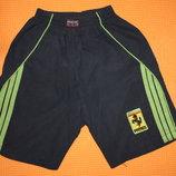 Летние котоные шорты для мальчика для двора.от 2до 6лет