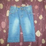 бриджи шорты мужские джинсовые новые 29-30-31