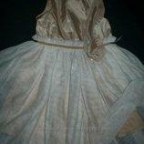 Красивое платье H&M 3-4г