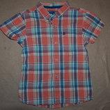 Рубашка мальчику Rebel на 4-5 лет рост 104-110 см Англия