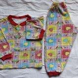 Срочно. Байковая пижама. Пижамы. Детская пижама.