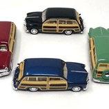 Машина металлическая Kinsmart Ford Woody Wagon KT5402W
