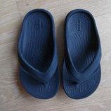 Кроксы шлепки С 8 стелька 15,5 см Crocs Крокс оригинал
