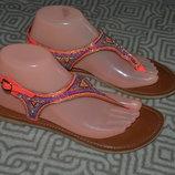 Женские босоножки New Look 25 см 38 размер в идеале