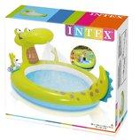 Надувной бассейн Intex 57431 Крокодил Интекс