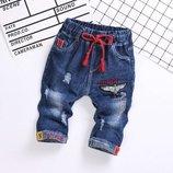 шорты, бриджи, джинсовые бриджи