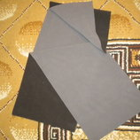 флисовый мужской двухсторонний шарф