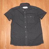 Рубашечки к лету мальчику 6-9лет