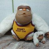 Обезьяна обезьянка игрушка винтаж