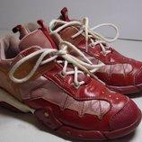 Детские кожаные кроссовки STABILIZER 34 размер, стелька 21 см.