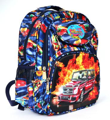 b2bcef88d8a9 Школьный рюкзак с ортопедической спинкой и с 3Д рисунком: 350 грн ...