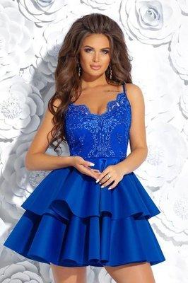 6d619b66569 Вечернее ажурное Платье 7 цветов 7235ак  775 грн - вечерние платья в ...
