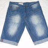 Шикарные джинсовые шорты - S - M