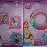 набор круг и нарукавники 3-6 лет Принцессы Дисней