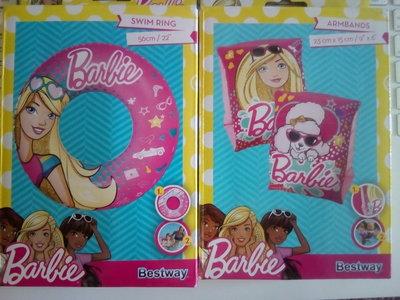 набор круг и нарукавники 3-6 лет Барби