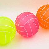 Мяч резиновый волейбольный детский 3006 3 цвета, размер 22см