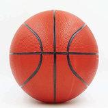Мяч резиновый баскетбольный детский 3928 размер 25см