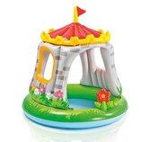 Детский бассейн Королевский замок intex 57122 122x122 см