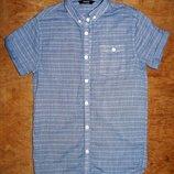 Рубашка от George на парня 10-11 лет 140-146 см б/у в отличном состоянии