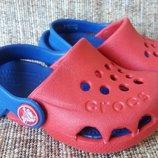 Кроксы Crocs Крокс р.С 5 оригинал