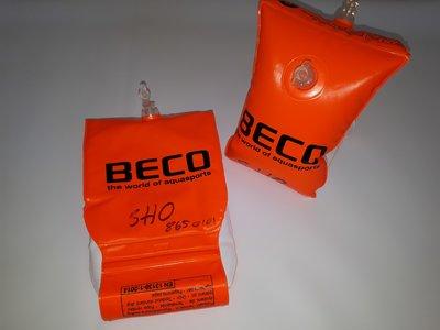 Фирменные высококачественные детские нарукавники для плавания Beco 2-6 лет