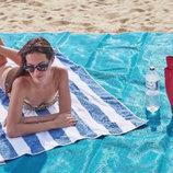 Акция 3 дня Пляжная подстилка анти-песок Sand Free Mat Размеры 200 200 см.