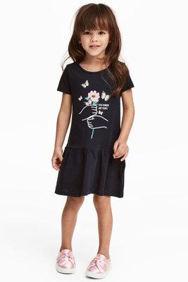 Ніжне платтячко плаття для дівчаток від H&M з Німеччини