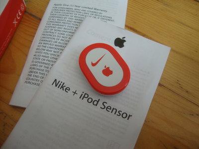 Датчик Nike IPod Sensor оригинал