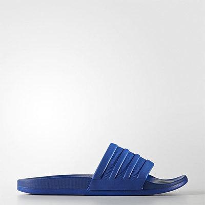 Мужские вьетнамки Adidas Adilette Cloudfoam Plus Mono S82139