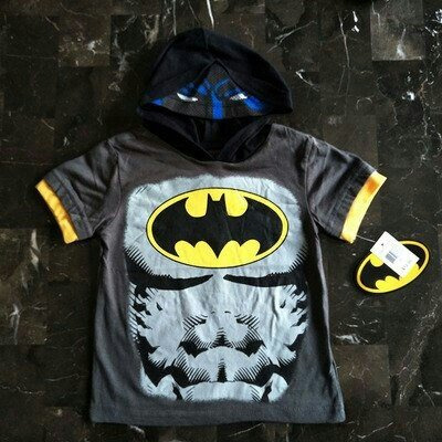 9f1d8f5d2ce89 Крутая футболка с капюшоном Бэтмен 2Т длина 37,5см шир 28: 160 грн ...