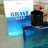 Парфюмированная вода мужская браве дип Brave Deep Farmasi фармаси