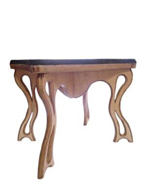 Разборной раскладной стул с мягким сидением ручной работы для рыбалки, туризма, кемпинга, пикников.