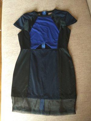 Нарядное платье р.14 eur 42 us 10 boohoo