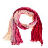 легкий шарф-палантин жатка градиент акрил Terranova Италия сток