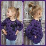 Стильный свитерок для девочки 3-4 от DEBENHAMS