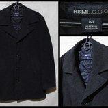 Брендове пальто чоловіче H&M L.O.G.G. M-L-XL Ромунія мужское