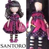 Кукла 04902 Santoro Божья Коровка, Lady Bird Paola Reina Паола Рейна, паолка, gorjuss