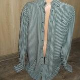 Рубашка мужская размер M ворот 40