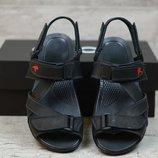 Мужские кожаные сандалии Ecco