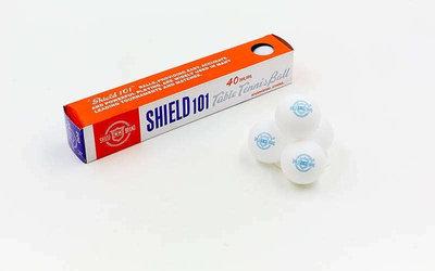 Набор мячей для настольного тенниса Shield 1801 шарики для настольного тенниса 6 мячей в комплект