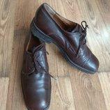 Туфли полностью кожаные,италия