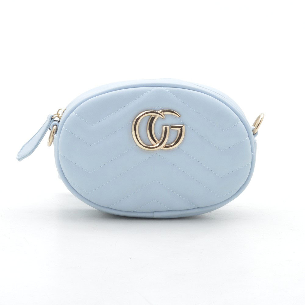 9392268802cc Сумка на пояс/клатч 6001 sky blue голубая : 369 грн - клатчи и маленькие  сумки в Одессе, объявление №17616205 Клубок (ранее Клумба)