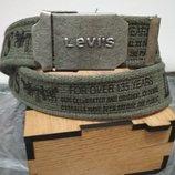 тканевый ремень Levis р98
