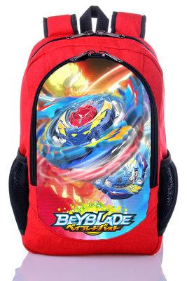 96a3982add1c Рюкзак принт Бейблейд Beyblade Хазбро волчок принт школьный рюкзак купить в  школу