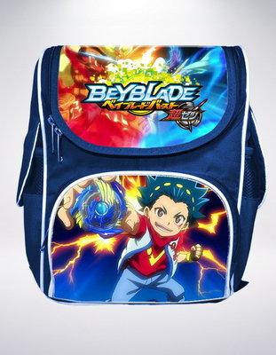 94a60b8efbe6 Рюкзак принт Бейблейд Beyblade Хазбро волчок принт школьный рюкзак ...