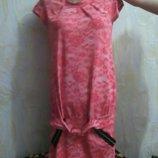 Очень лёгкое летнее платье