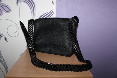 добротная кожаная итальянская сумка с ручкой переплеты Desmo  1559 ... 30fd9ba957c62