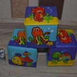 Кубики для ванны